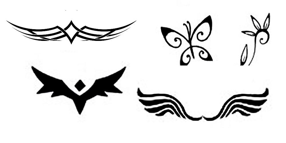 imagenes de trivales sencillos para tatuajes de principiantes
