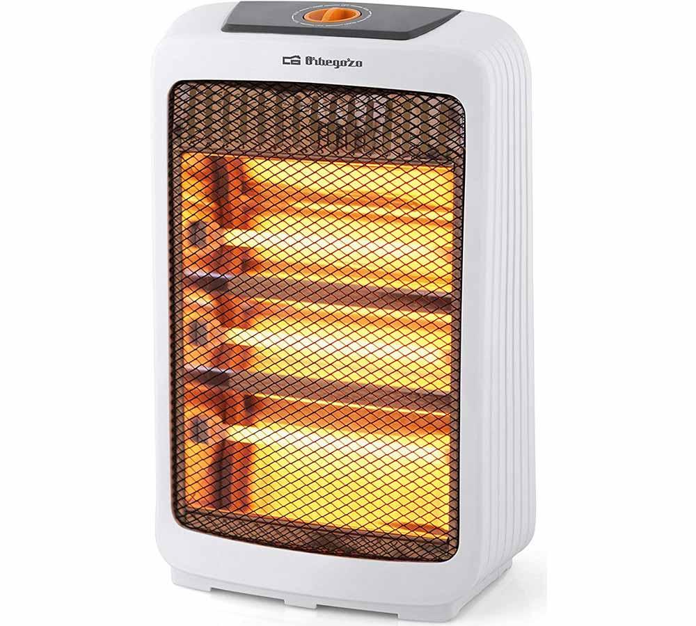 comparativa calefactor numero 2 de bajo consumo