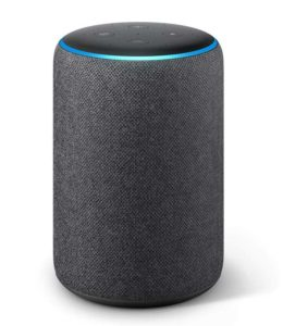 Bocina inteligente amazon echo plus Alexa