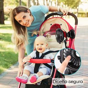 ventilador para cochesito de bebe