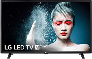 Imagen de un televisor marca Lg con Alexa incorporado