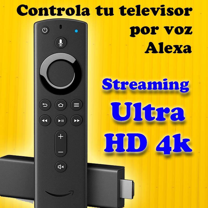 nuevo Fire Tv Stick 4k Alexa