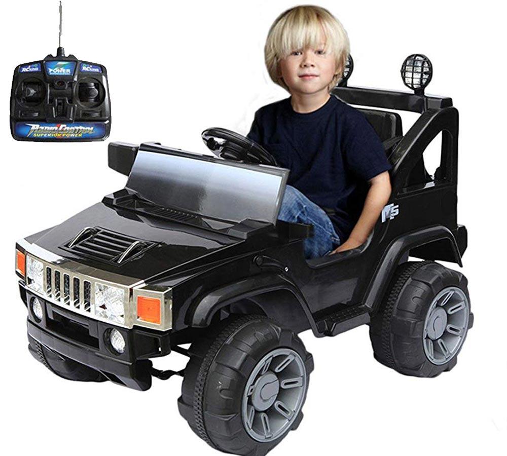 Coche Infantil Jeep Hummer 12V