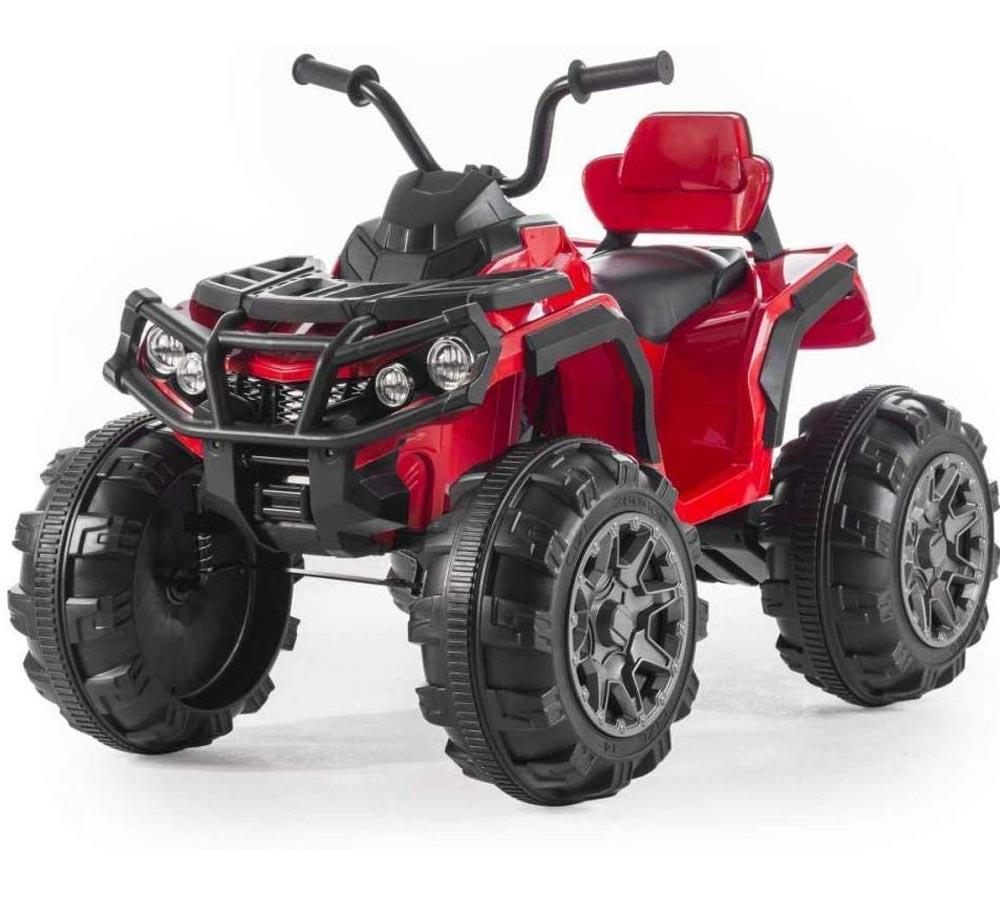 quad electrico para niños pequeños