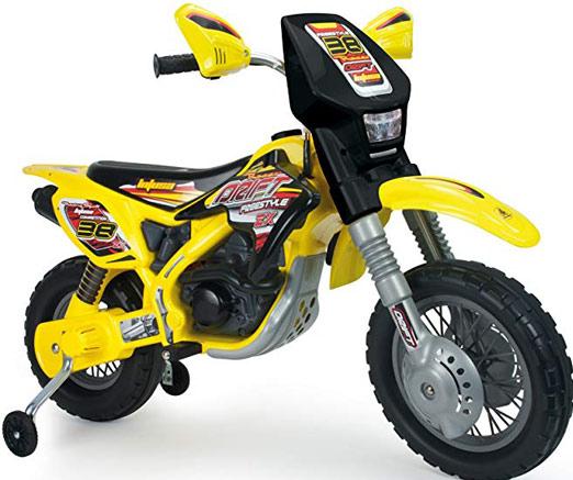 Motocross tipo carrera para niño