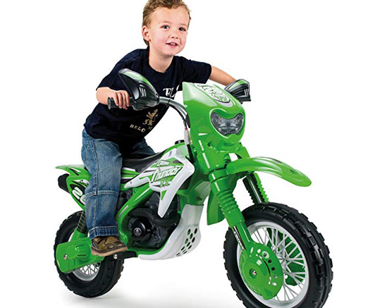 moto de cross electricas para niño de 3 años en adelante