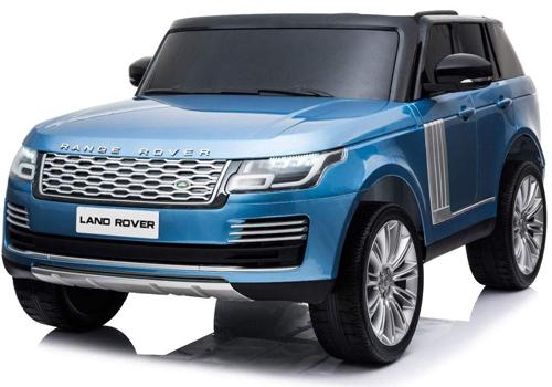coche electrico para niños range rover azul