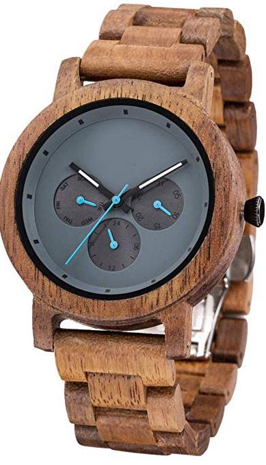 Reloj ecologico regalo para hombre
