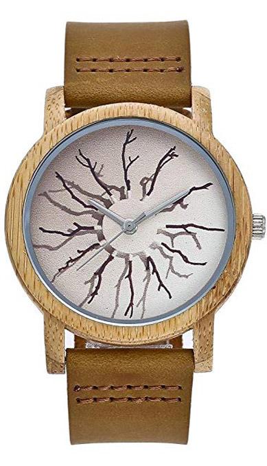 Reloj de Madera de peso ligero para regalar a un hombre