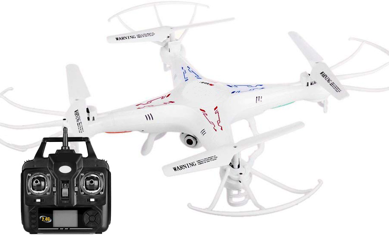 drones baratos para principiantes syma x5c