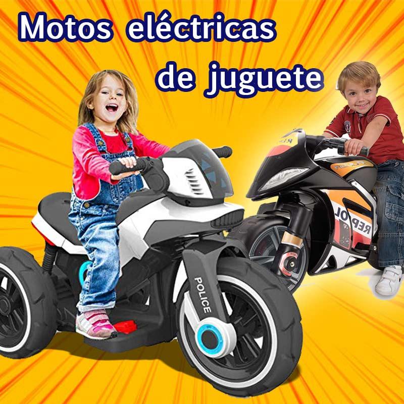 Motos eléctrica de juguete para regalo de reyes o fiesta de cumpleaños