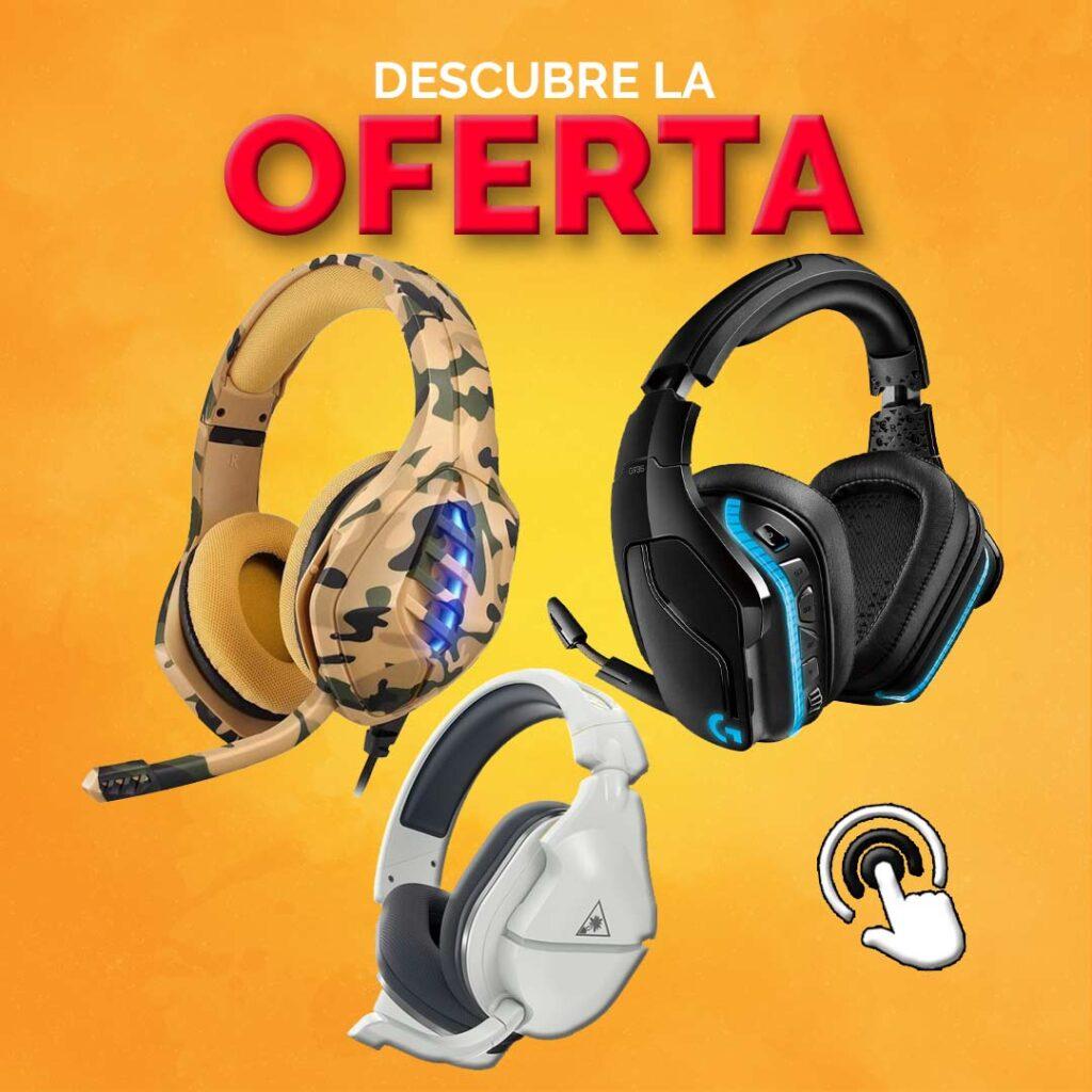 auriculares bluetooth compatibles con ps4