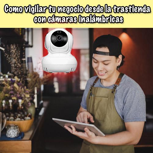camaras de vigilancia sin wifi para vigilar tu negocio sin conexion a internet