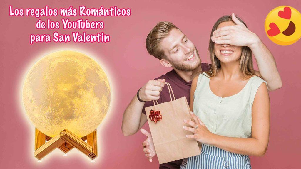 los regalos mas románticos de los YouTubers para San Valentin 2020