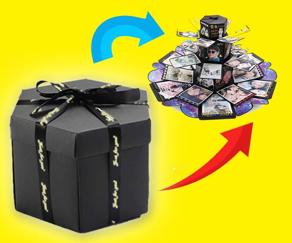 caja magica para regalar a tu pareja por san valentin