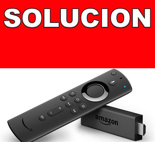 solucion fire tv stick se desconecta del wifi