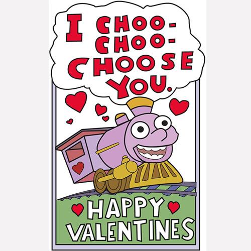 tarjeta de san valentin de los simpson para regalar a tu novia