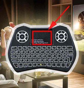 mejor tv box con teclado