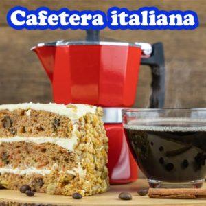 como hacer cafe en una cafetera italiana