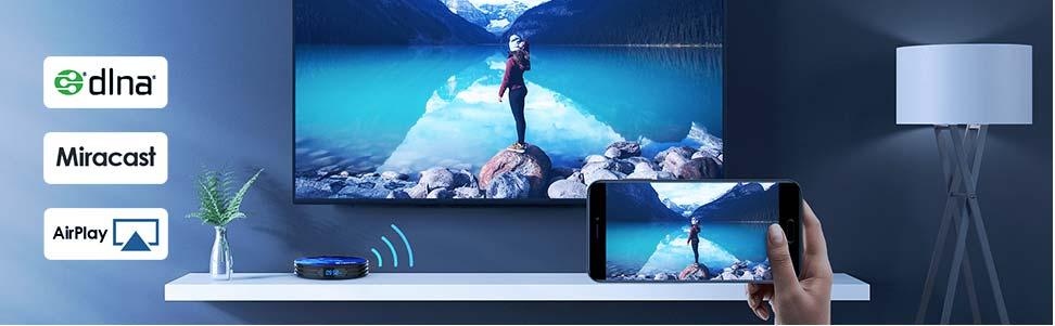 como conectar el movil a la tv