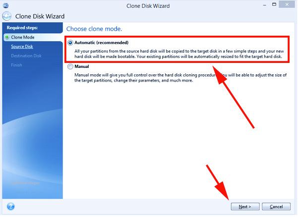 Paso 3 como clonar el disco hdd a ssd y mejorar windows si tu ordenador va muy lento