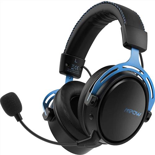 auriculares compatibles con ps4 por menos de 100 euros marca mpow
