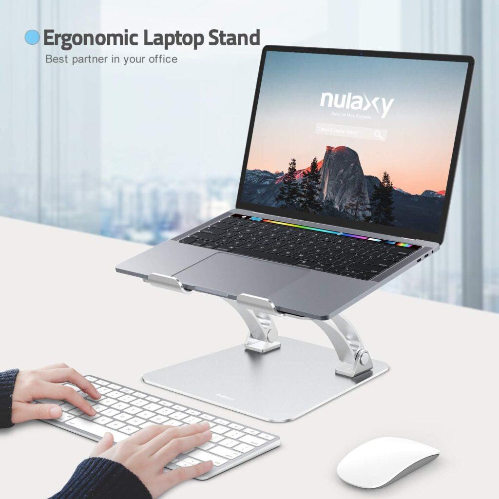 altura de la pantalla de ordenadores portatiles