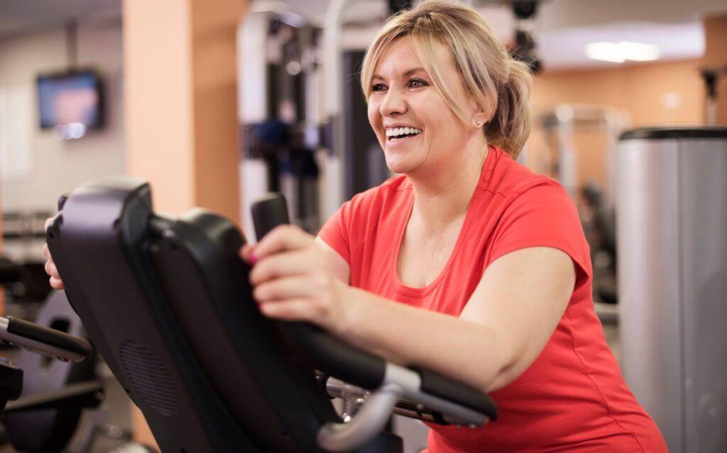 el spinning es efectivo para bajar de peso